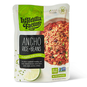 Ancho Rice + Beans